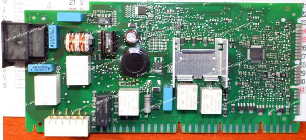 forum lectrom nager d pannage module de puissance lave vaisselle bosch smi53m86eu. Black Bedroom Furniture Sets. Home Design Ideas