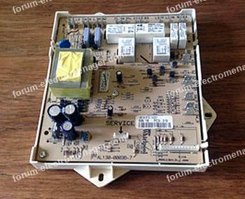 carte de puissance four Whirlpool AKZ 212/IX/01