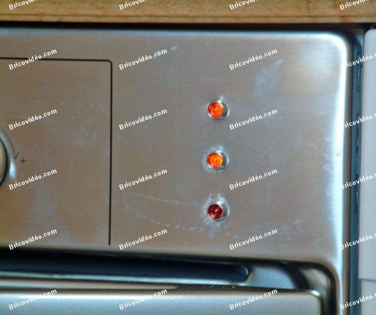 bricolage four électroménager