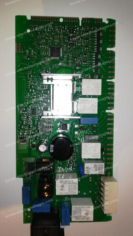 Carte carte électronique lave-vaisselle Bosch SMI53M95EU / 44