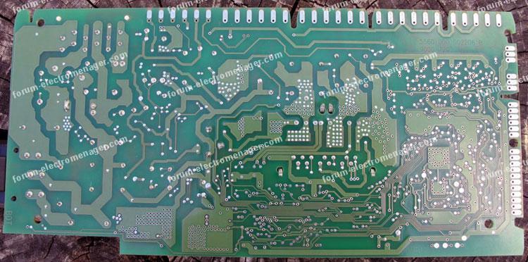 Carte lave-vaisselle Siemens SN26M898EU