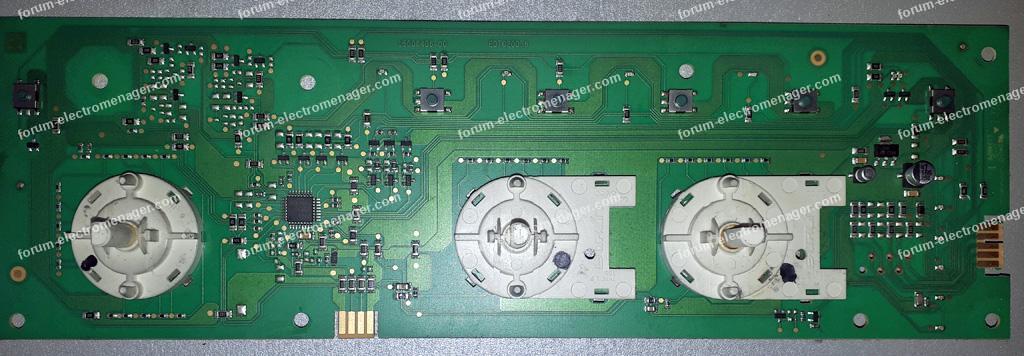 carte machine à laver Indesit IWDC6125