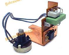 dépannage régulateur de vitesse aspirateur Miele