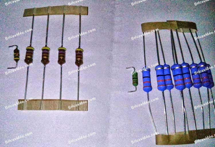 composants électronique dépannage lave-linge Whirlpool 6 sens