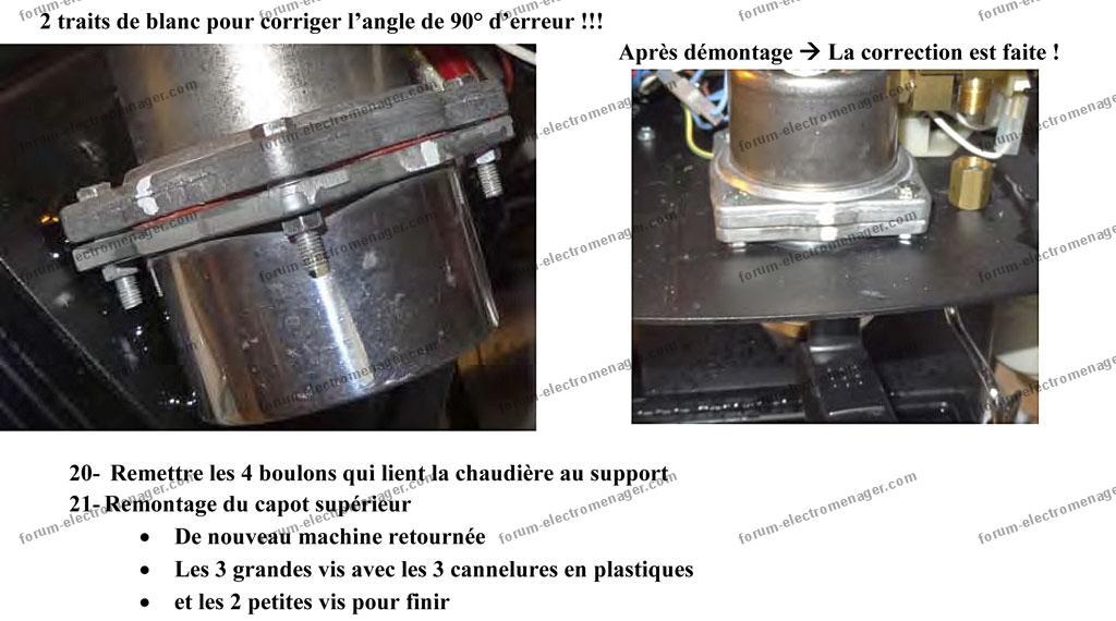 conseils depannage machine a cafe expresso
