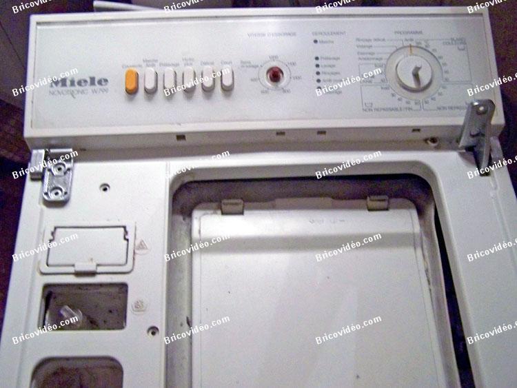 Forum d pannage lectrom nager d montage machine laver miele - Peinture pour machine a laver ...