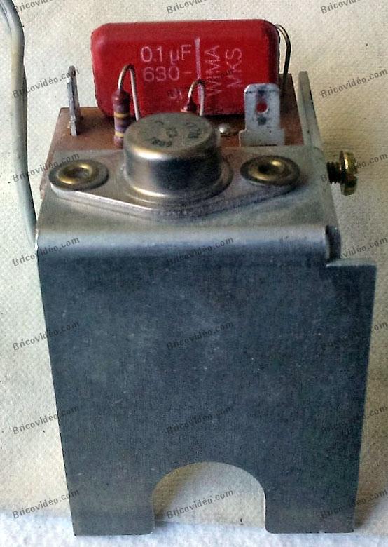 depannage aspirateur miele 032