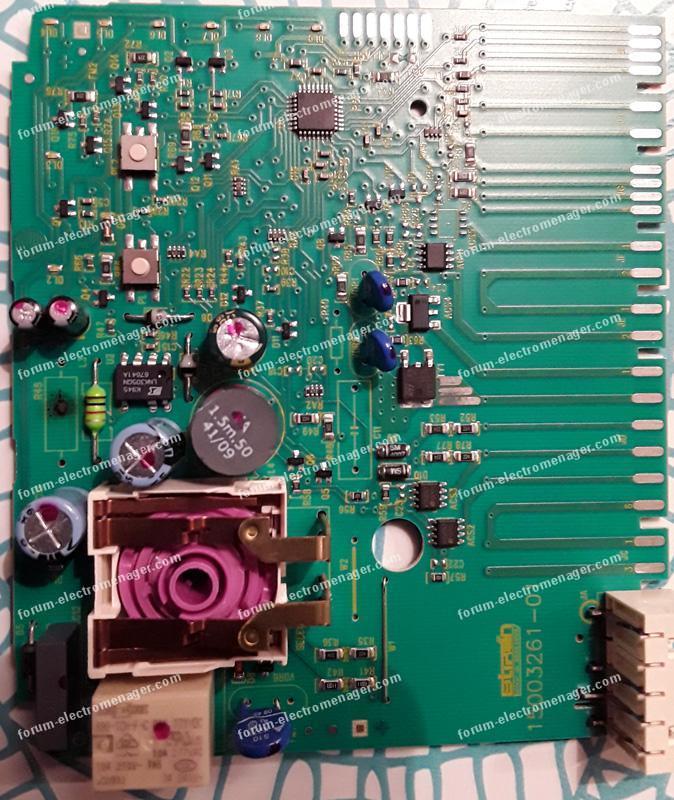 forum d pannage lectrom nager d pannage carte lectronique lave vaisselle electrolux asf 63022. Black Bedroom Furniture Sets. Home Design Ideas