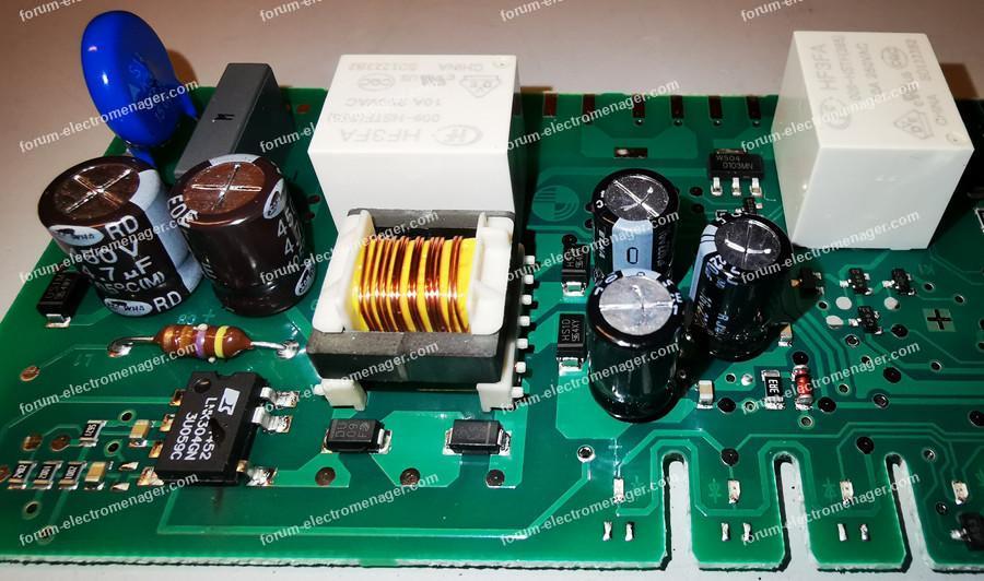 dépannage frigo congélateur Bosch