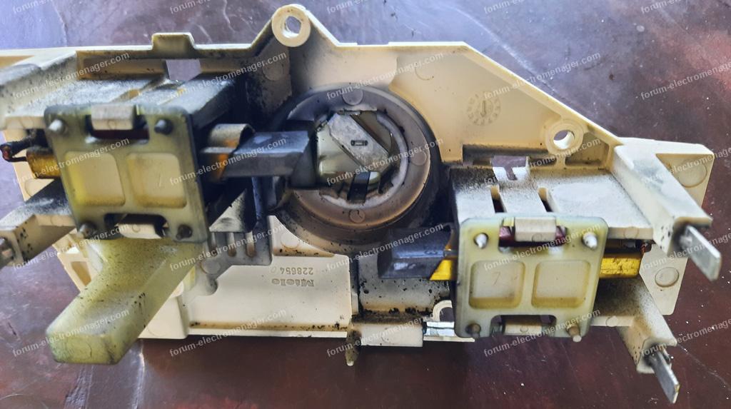 dépannage lave-linge Miele W698