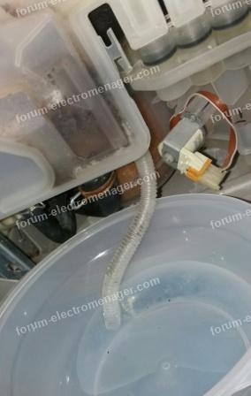 dépannage lave-vaisselle ASF 2690