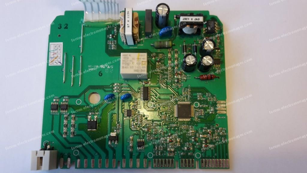 dépannage lave-vaisselle Electrolux ESI64041W