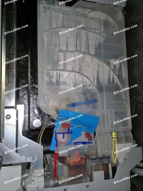 Probl me lave vaisselle fagor innova ljf 012 code erreur - Code erreur s04 03 ...