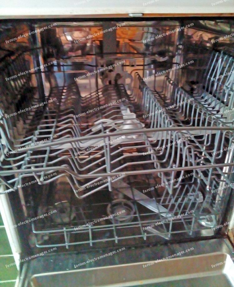 dépannage lave vaisselle Laden C 2010/1