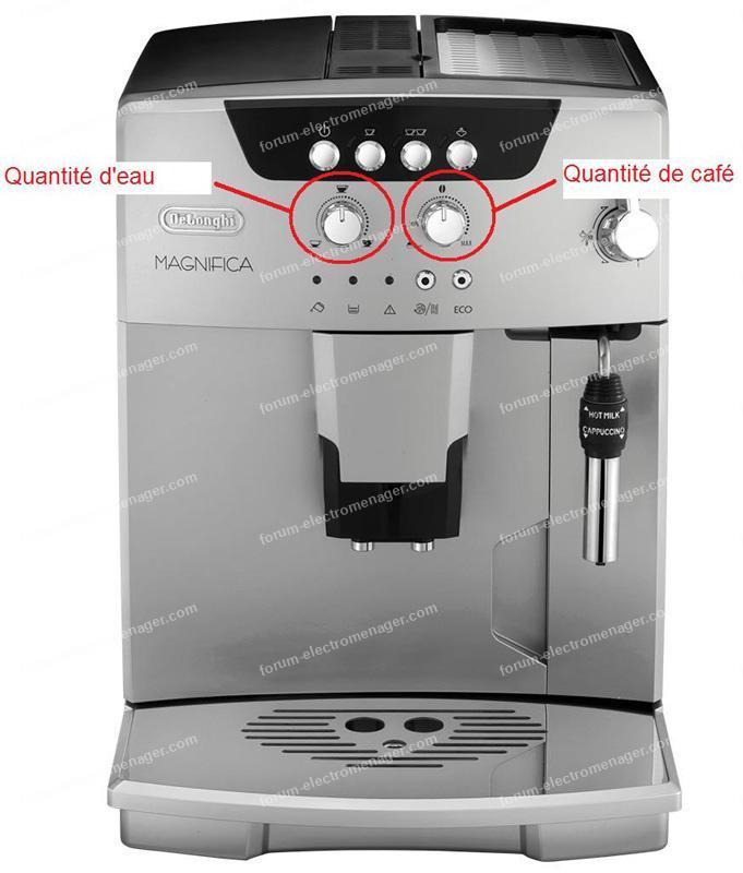 dépannage machine à café Delonghi ESAM 04.120.S