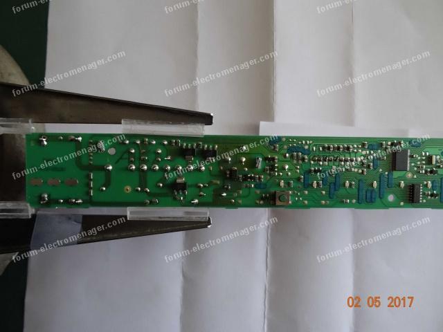 dépannage réfrigérateur congélateur Bosch KSU40621 FF