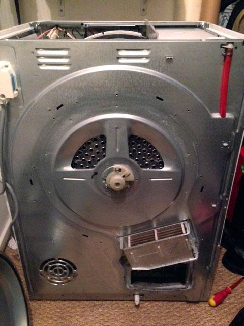 Panne sèche-linge Electrolux Arthur Martin 67 555 W