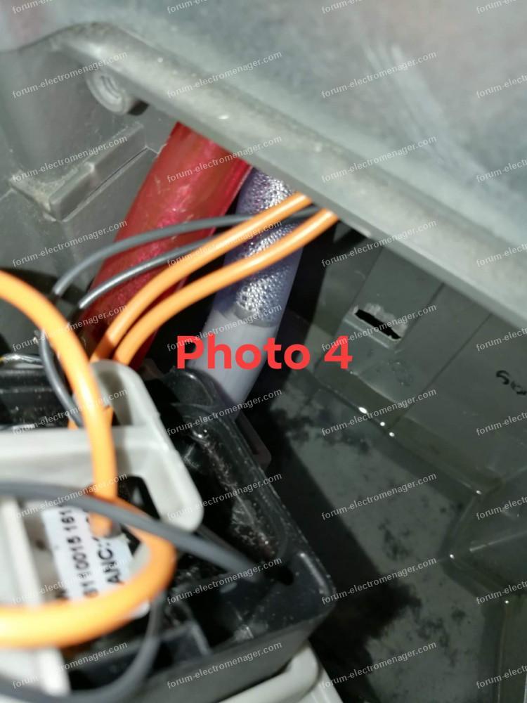 dépannage sèche-linge Electrolux EDC2085POW