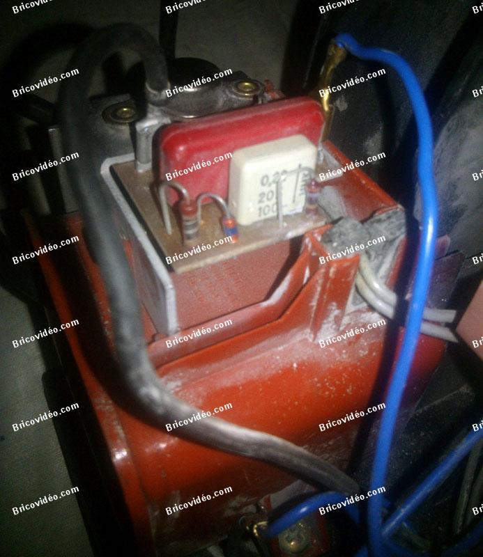 depanner aspirateur miele s224 005
