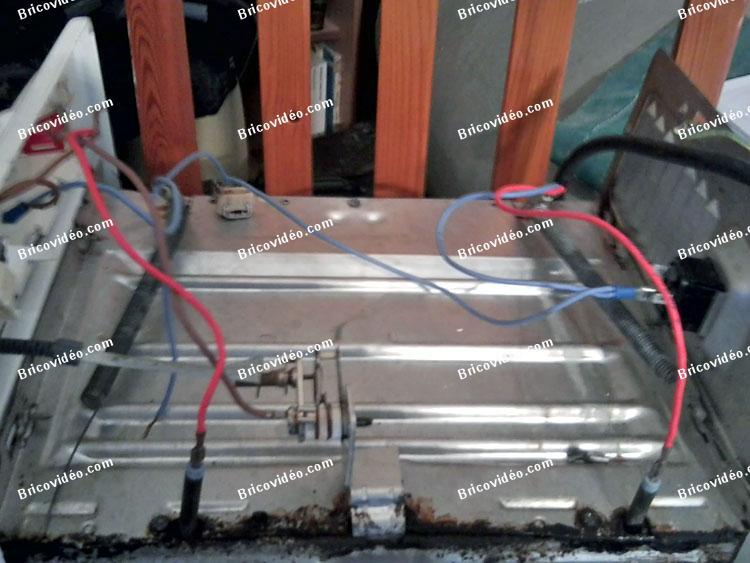 Schema electrique mini four seb
