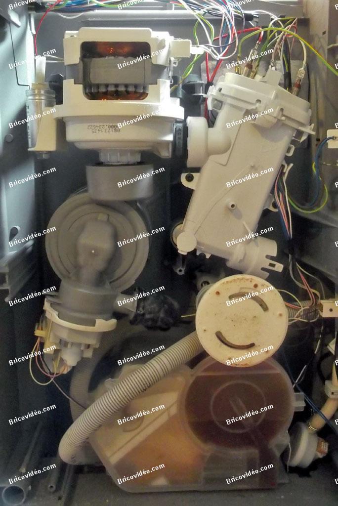 depannage lave vaisselle Bosch