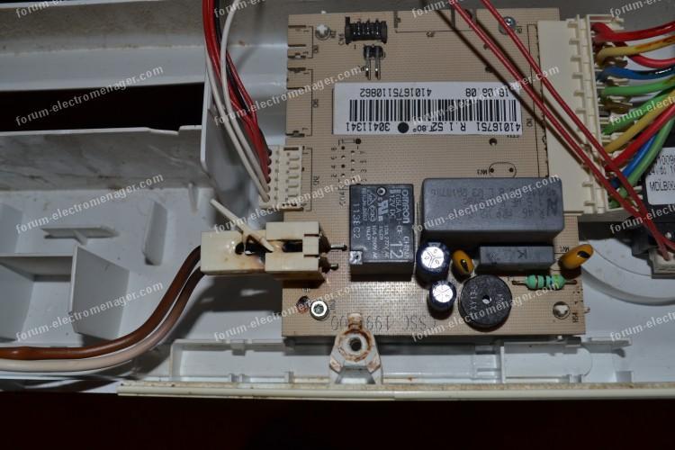 Forum Dépannage électroménager Problème Lave Vaisselle