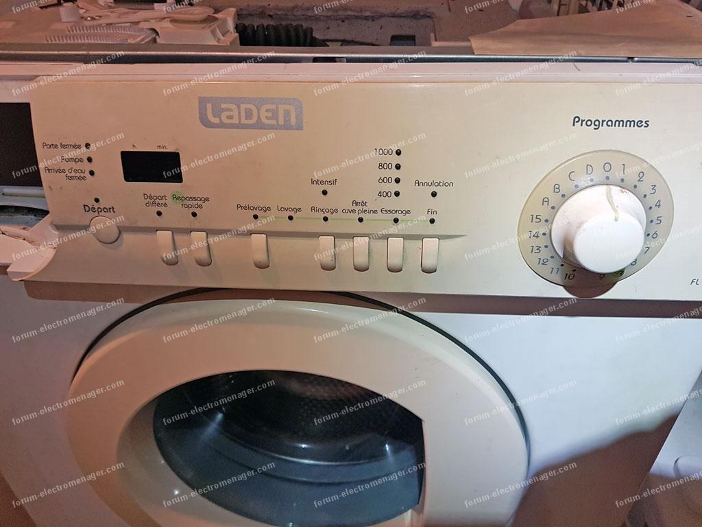 forum lectrom nager code erreur f23 machine laver. Black Bedroom Furniture Sets. Home Design Ideas