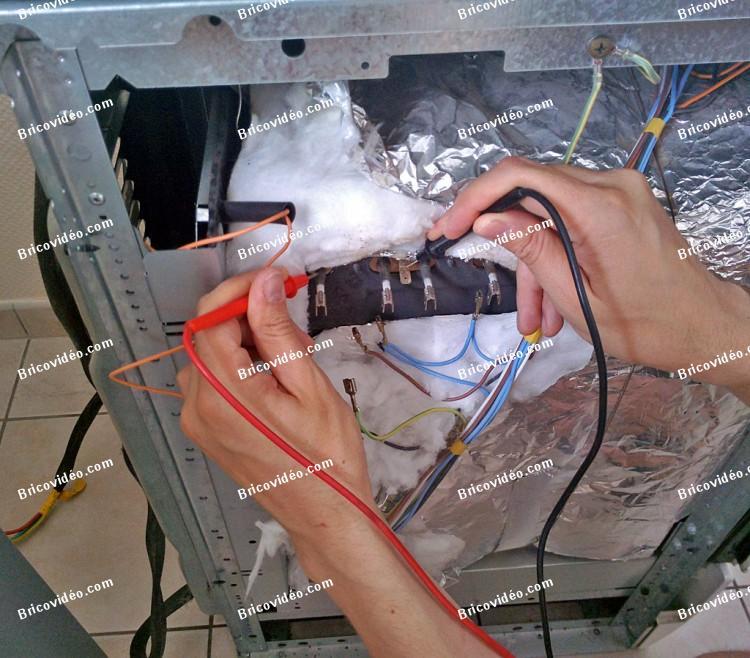 Forum Électroménager  Panne four cuisinère Electrolux CV5072W1