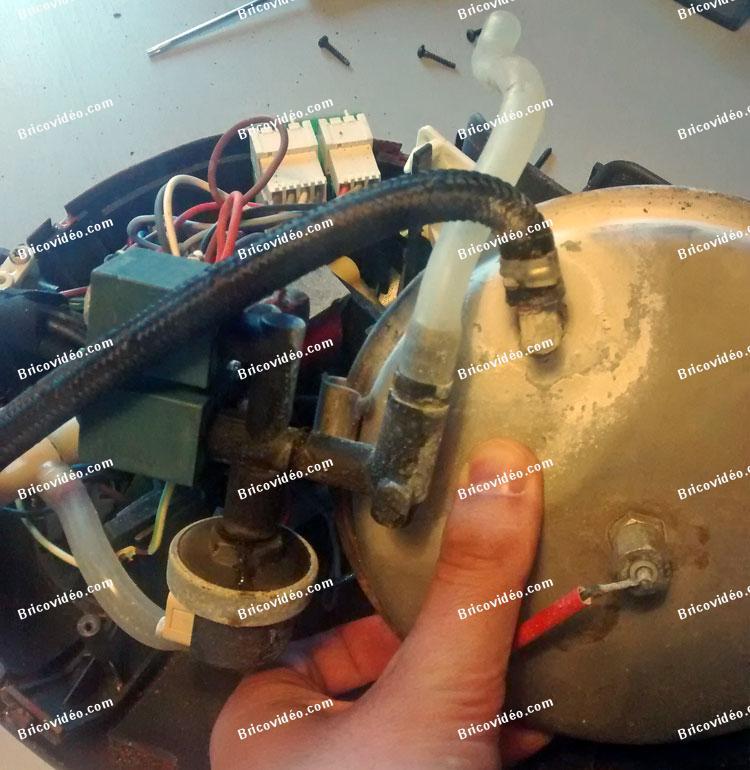 réparation fuite centrale vapeur astoria rc555b   conseils des