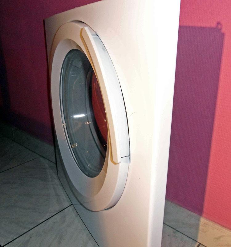 Machine a laver sans hublot