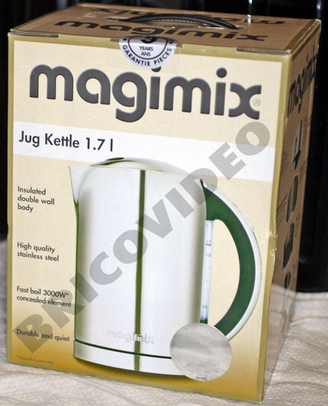 magimix bouilloire inox