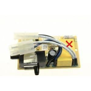 module électronique aspirateur