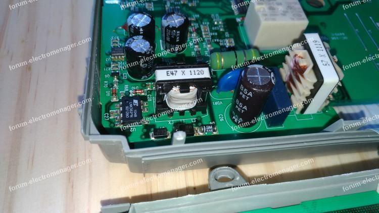 dépannage lave vaisselle Electrolux ESF65031W