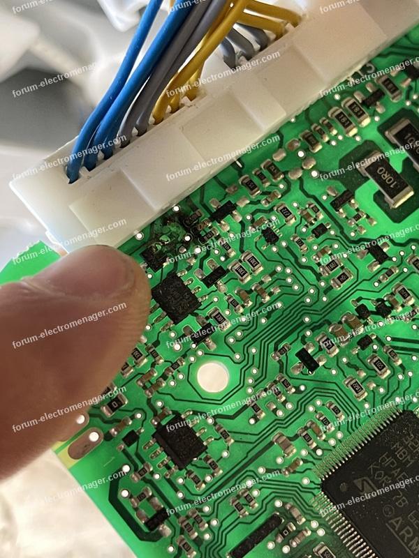 panne lave vaisselle Bosch SMS88TI16E