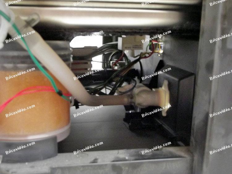 panne lave vaisselle candy cds330n 04