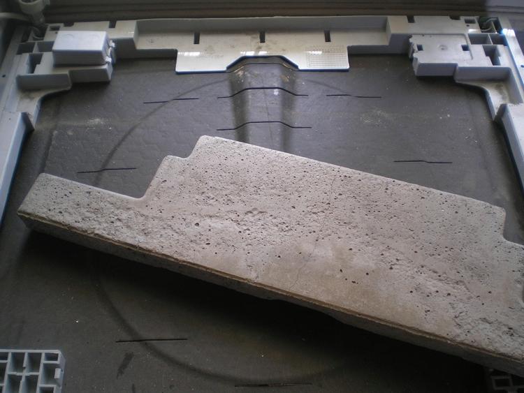 informations électroménager utilité de la plaque de ciment en