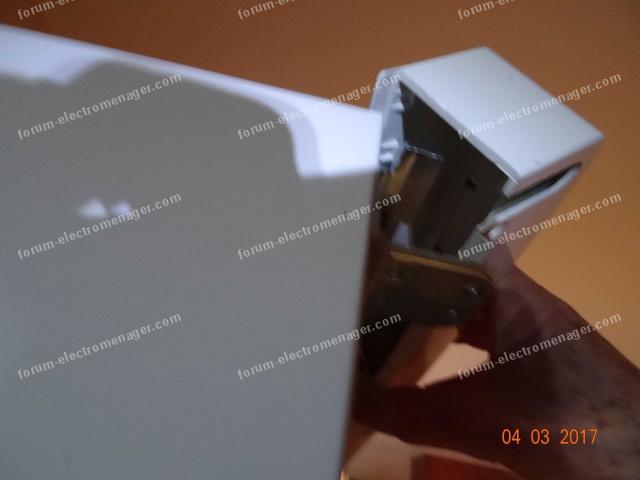 réfrigérateur congélateur Bosch KSU40621 FF