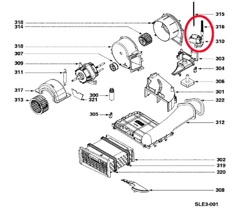 pannes s 232 che linge de marque indique bac plein alors que le bac r 233 servoir pompe flotteur