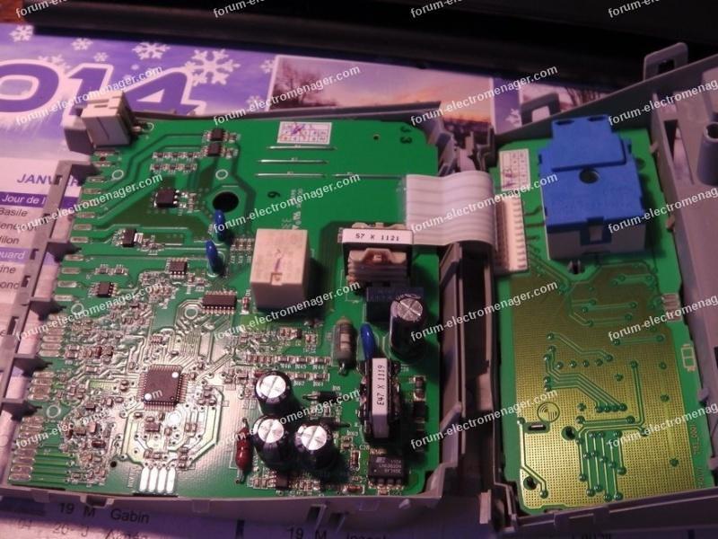 photo carte lave vaisselle Electrolux