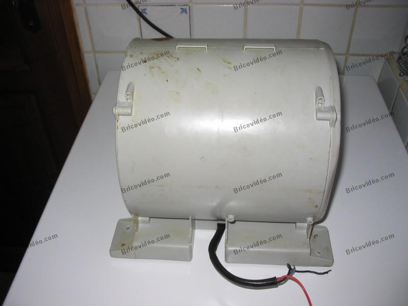 Probl me remplacement moteur bruyant de hotte de cuisine - Moteur de hotte de cuisine ...