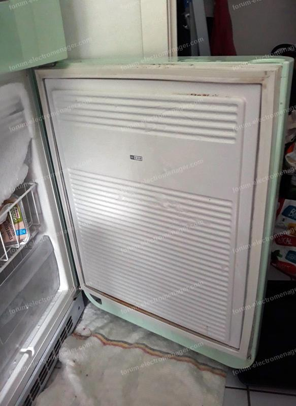 remplacer joints portes frigo Smeg