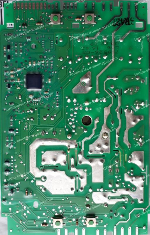réparer carte électronique L1790