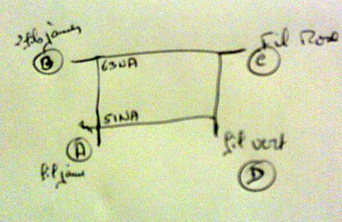 schema branchement depannage lvi 329