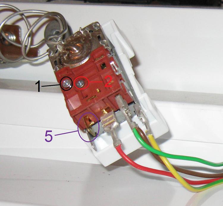 Schema thermostat trouvez le meilleur prix sur voir avant d 39 acheter - Comment decongeler un congelateur ...
