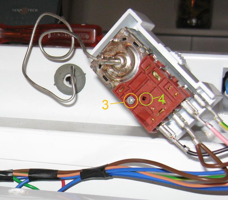 Pb d pannage lectrom nager panne sonde du thermostat de frigot cong lateur - Comment decongeler un congelateur ...