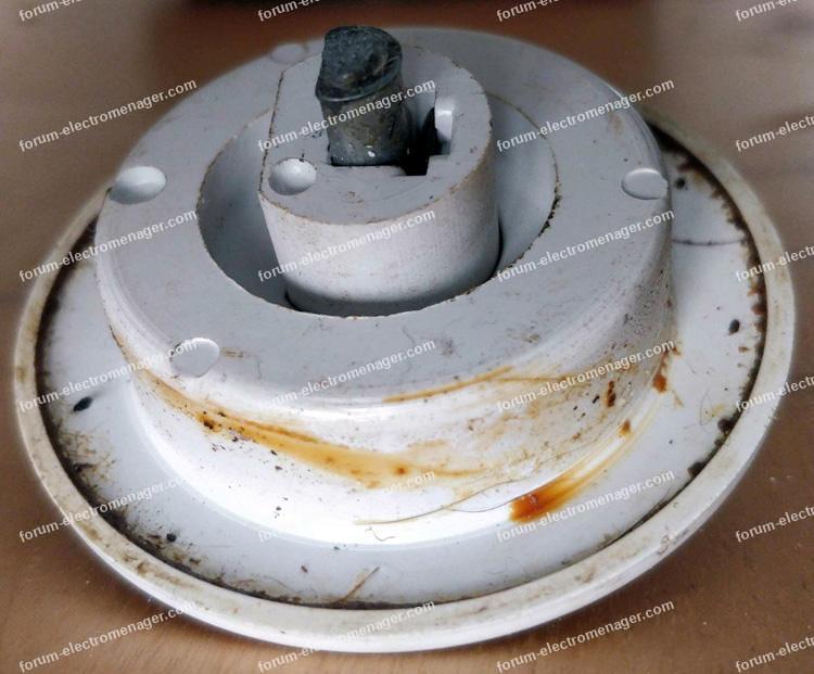 réparation tige boutons cuisinière HS
